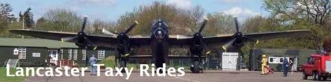 Take a ride in a Lancaster Bomber at The Lincolnshire Heritage Aviation Centre