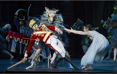 The Nutcracker performed by the English National Ballet